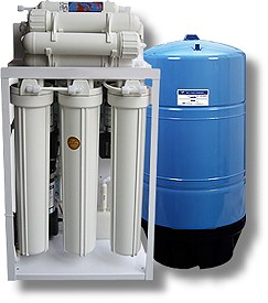 Commercial Reverse Osmosis 600gpd